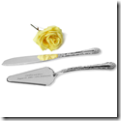 Personalized Cake Server Set