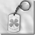 Four Leaf Clover Key Chain