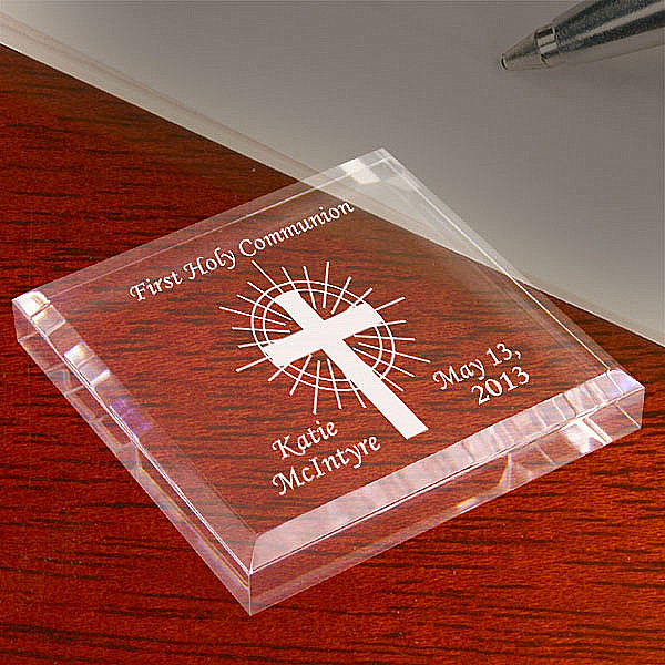 Holy Cross Keepsake & Paperweight