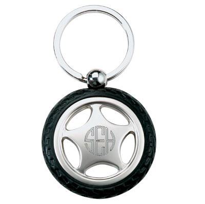Tire Key Chain