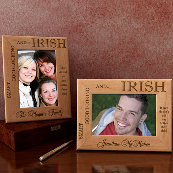 Heritage Wooden Picture Frame