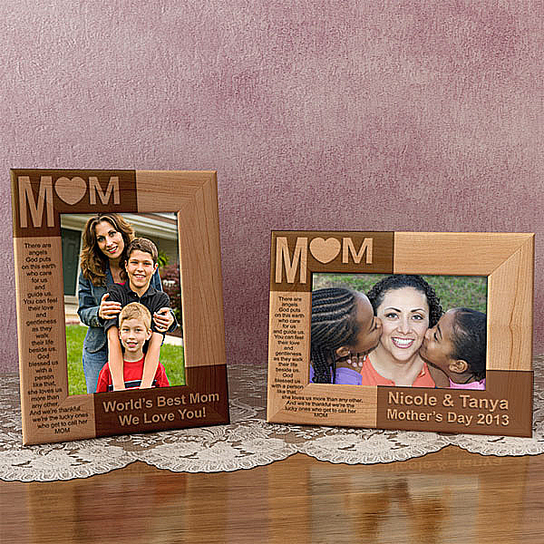 Make Your Own Mom Wooden Picture Frame