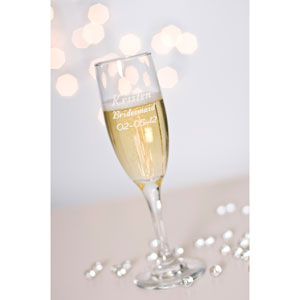 Make Your Own Champagne Flute Glass