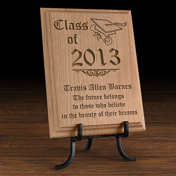 Class of...Wooden Plaque