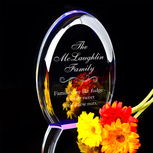Our Family Arch Keepsake