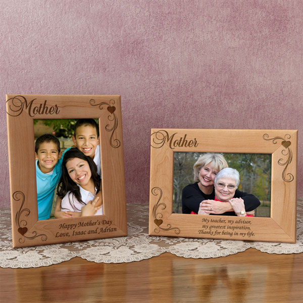 Always There Wooden Picture Frame