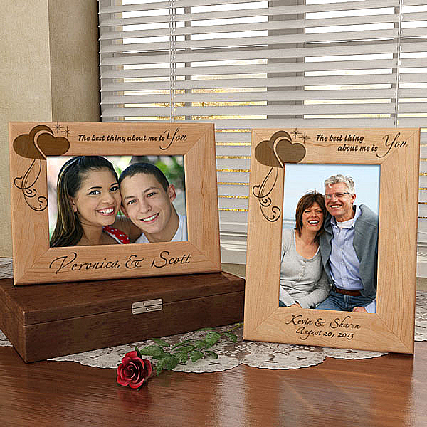 You are the Best Thing Wooden Picture Frame