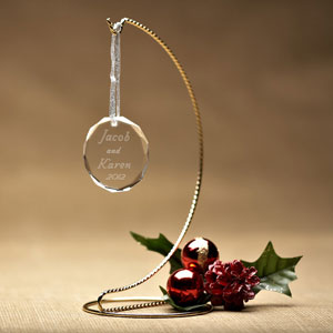 Make Your Own Circle Ornament