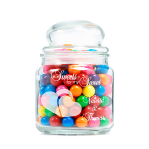 Sweets for my Sweet Glass Jar