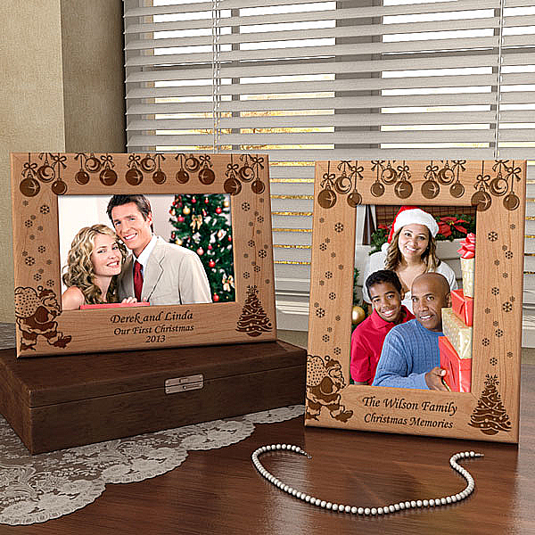 Sky-full of Ornaments Wooden Picture Frame