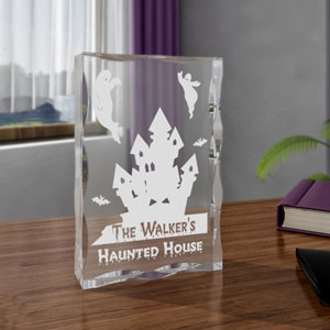 Haunted House Keepsake
