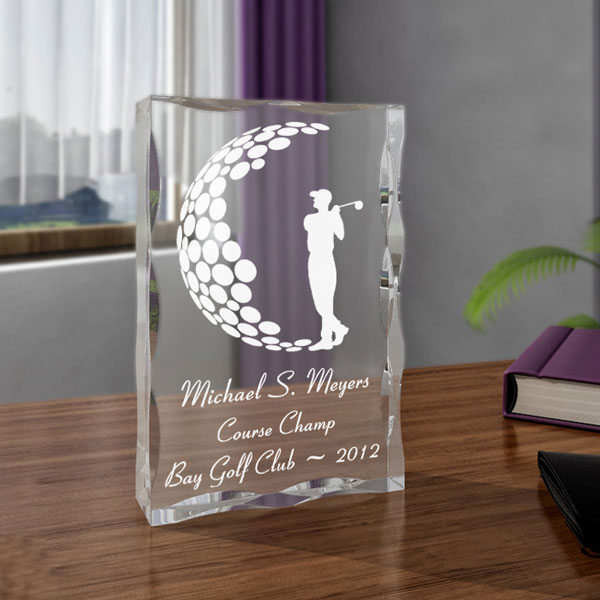Golf Swing Keepsake