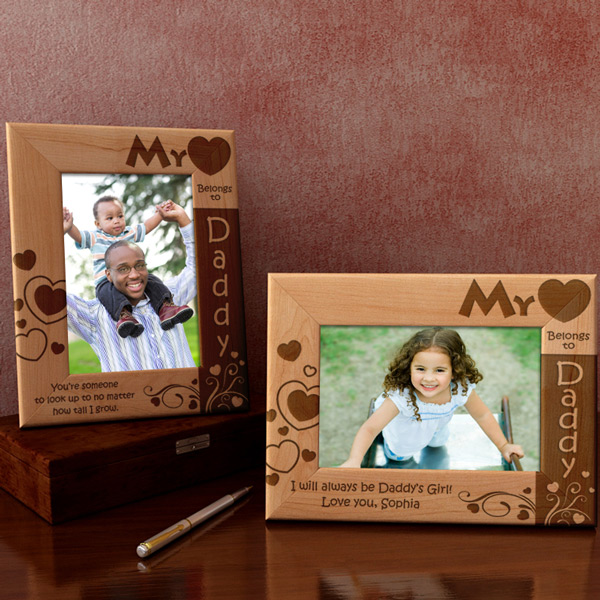 You Have My Heart Wooden Picture Frame
