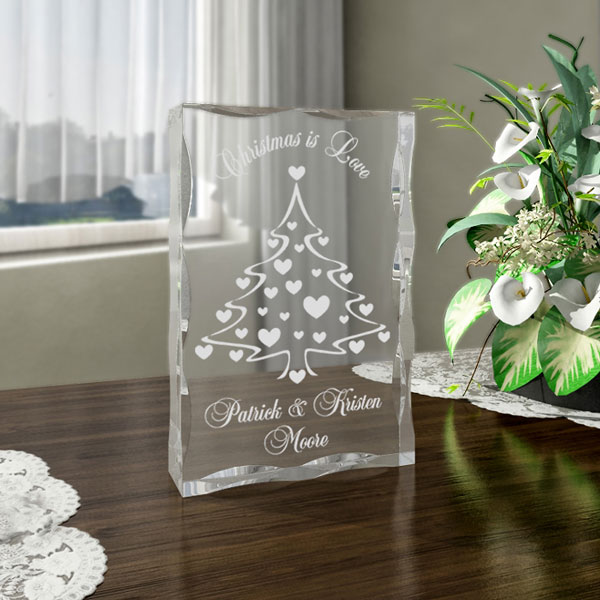 Christmas Tree Keepsake