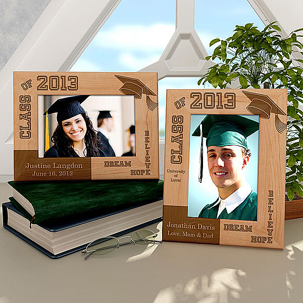 Dream, Hope, Believe Wooden Picture Frame