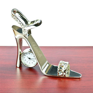 Stiletto Heel Clock