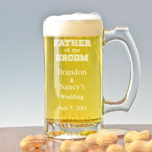 13 oz. Wedding Party Mug for the Guys