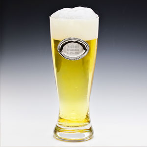 Grand Pilsner with Silver Medallion