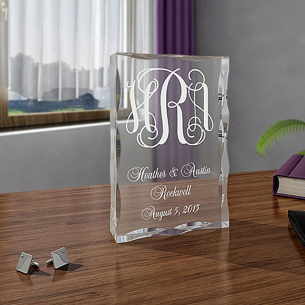 Monogram Keepsake
