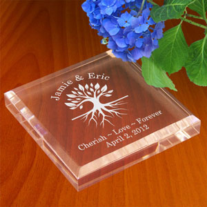 Tree of Life Keepsake & Paperweight