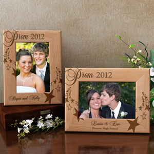 Prom Wooden Picture Frame