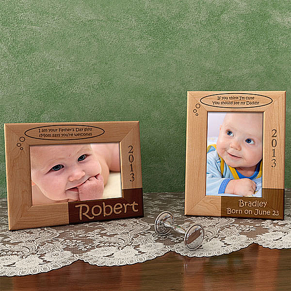 I'm Your Gift Wooden Picture Frame