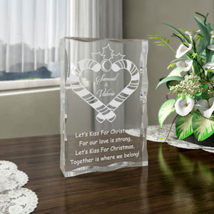 Our Mistletoe Keepsake