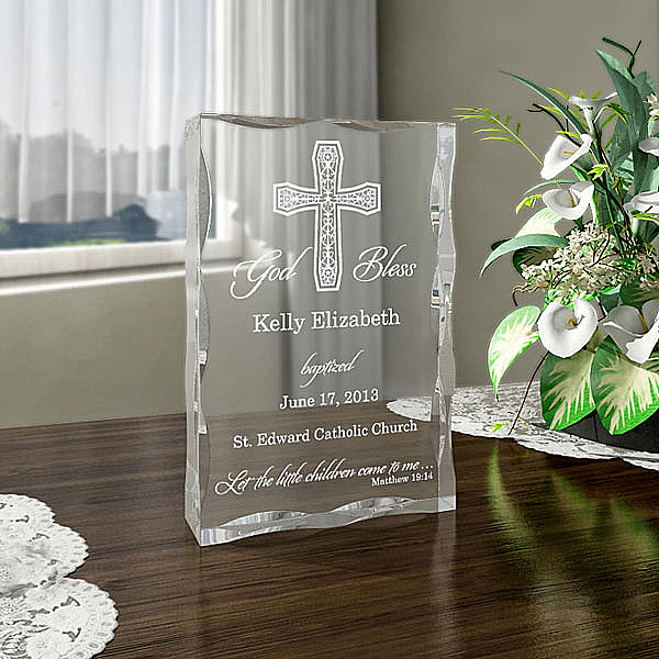 On Your Baptism Day Keepsake