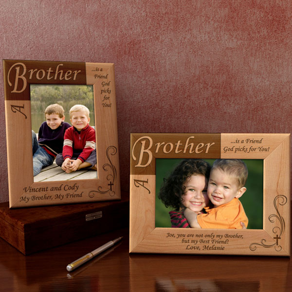 You are a Friend Wooden Picture Frame