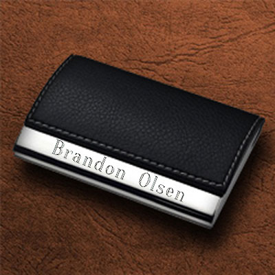 Baron Business Card Holder