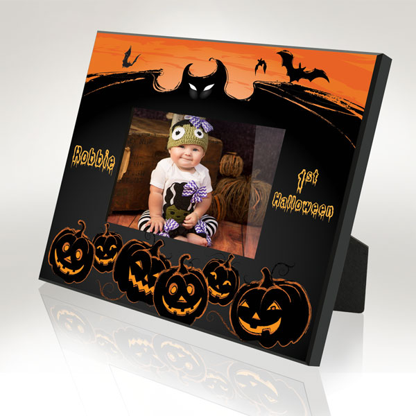 My Heroic Halloween Picture Frame