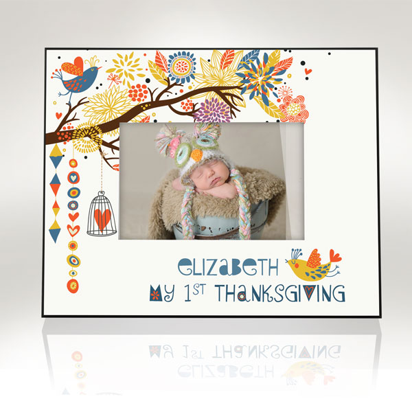 My 1st Thanksgiving Picture Frame