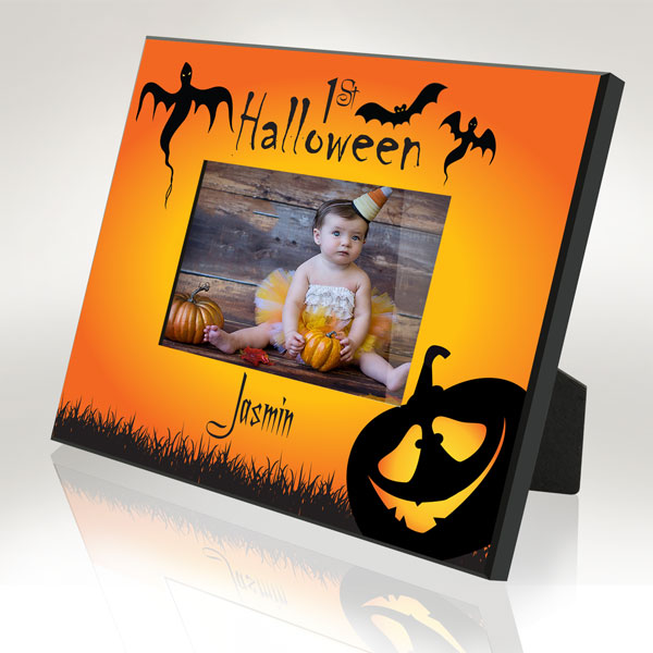 My 1st Halloween Picture Frame