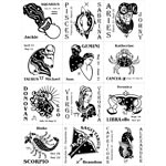 Zodiac Sign Designs