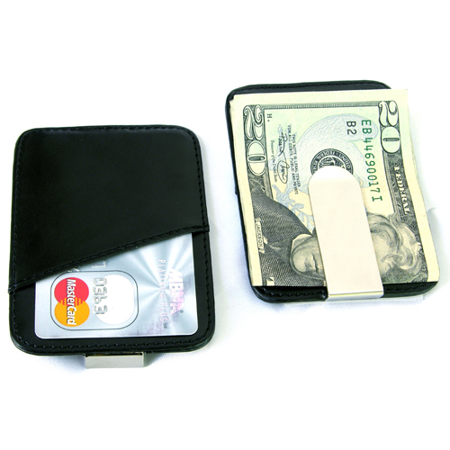 Money Clip Wallet & Credit Card Holder