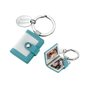 Pocketbook Photo Frame Key Chain