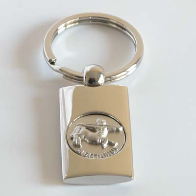 Personalized Zodiac Sign Key Chain